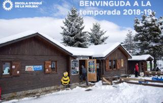 temporada esquí 2018 1019 Molina